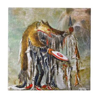 Bear Dancer Tiles