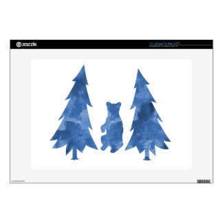 Bear Decals For Laptops