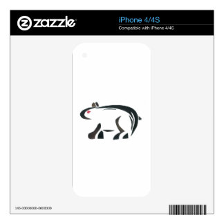 Bear Decals For The iPhone 4S