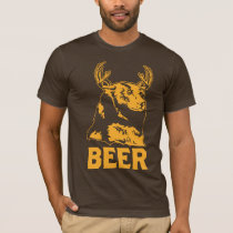 Bear   Deer = Beer T-Shirt