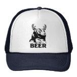 Bear + Deer = Beer Trucker Hat
