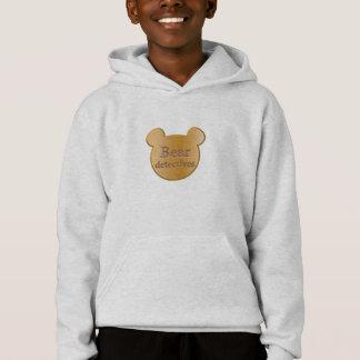 Bear detectives logo Hanes ComfortBlend® Hoodie