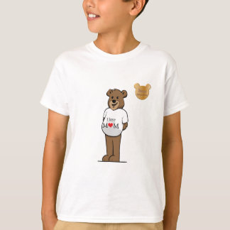 Bear detectives Monty body TAGLESS® T-Shirt