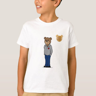 Bear detectives Val body TAGLESS® T-Shirt