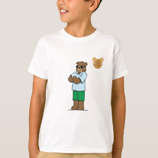 Bear detectives Vern body TAGLESS® T-Shirt