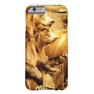 BEAR en MIND! Funda Barely There iPhone 6