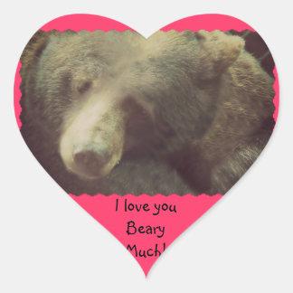 Bear Essentials Stickers