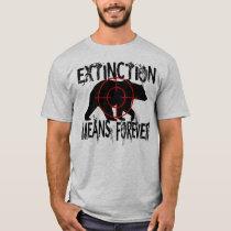 Bear Extinction1 T-Shirt