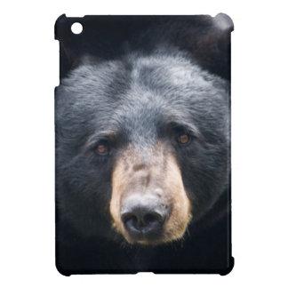 bear face iPad mini cover