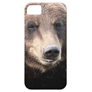 Bear Face iPhone 5 case