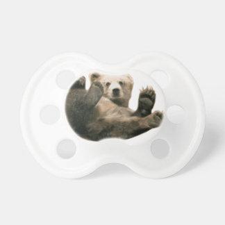 Bear Falls Down Pacifier