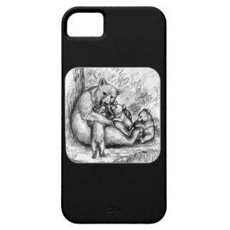 Bear Family iPhone SE/5/5s Case