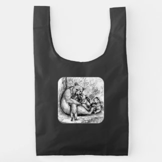 Bear Family Reusable Bag