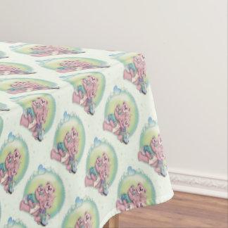 """BEAR FAMILY Tablecloth  52""""x70"""""""