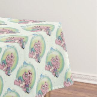 """BEAR FAMILY Tablecloth  60""""x84"""""""