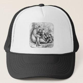 Bear Family Trucker Hat