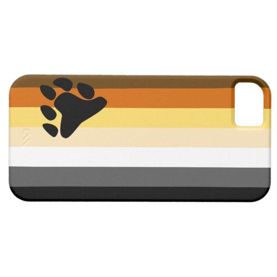 Bear Flag iPhone 5 Case