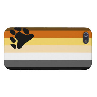 Bear Flag iPhone SE/5/5s Cover