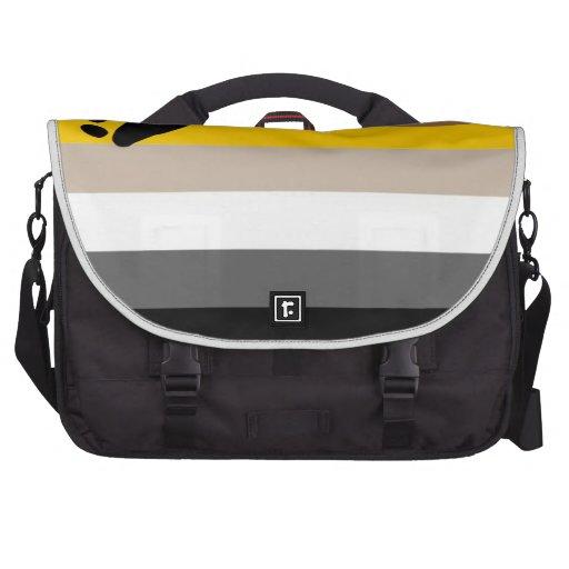 Bear Flag Bag For Laptop
