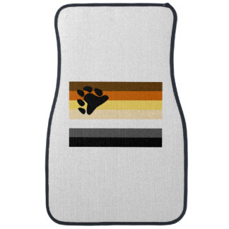 BEAR FLAG ORIGINAL -.png Floor Mat