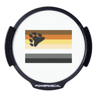 BEAR FLAG ORIGINAL -.png LED Car Window Decal