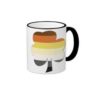 Bear Flag Shamrock Mug