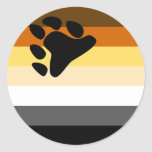 Bear Flag Sticker