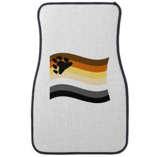 BEAR FLAG WAVING -.png Car Mat