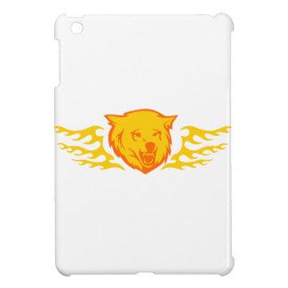 Bear Flames iPad Mini Case