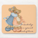 Bear Friends 3 - Friendship is Mouse Pads