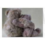 bear friends note card