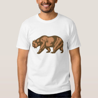 Bear (from the California state flag) T Shirt