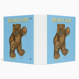 Bear Fury Binder