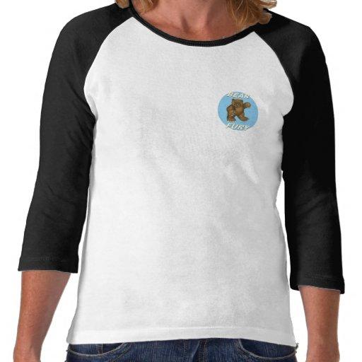 Bear Fury Shirts