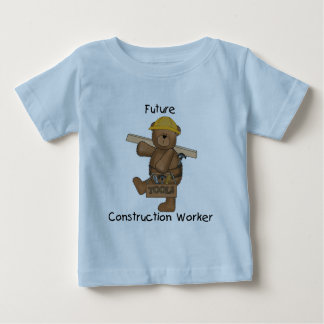 Bear Future Construction Worker Tshirts and Gifts