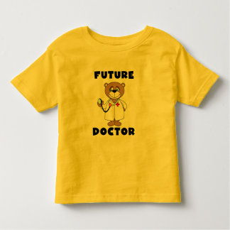 Bear Future Doctor Tshirts and Gifts