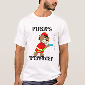 Bear Future Firefighter T-shirts and Gifts