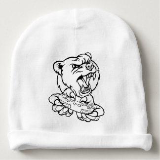 Bear Gamer Mascot Baby Beanie
