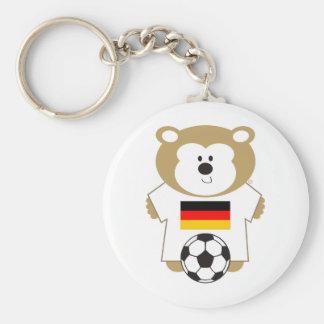 BEAR GERMANY KEYCHAIN