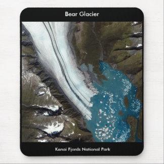 Bear Glacier - Kenai Fjords National Park Mouse Pad