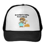 Bear Grandpas Farm Hand Trucker Hat