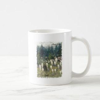 Bear Grass Coffee Mug Basic White Mug