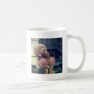 Bear Greeting Coffee Mug