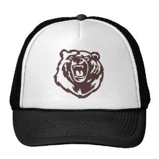 Bear Mesh Hat