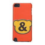 Bear Head And Mark iPod Touch 5G Cases