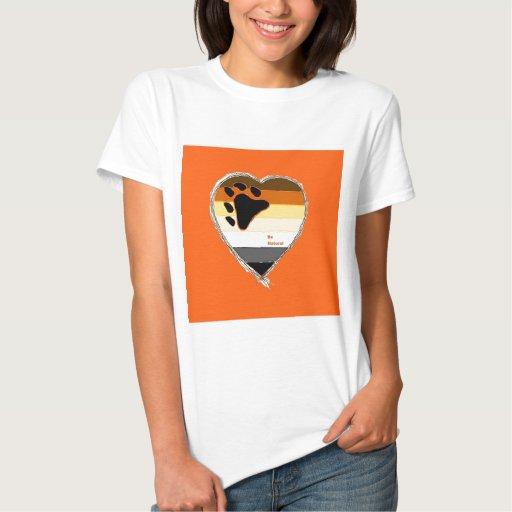 Bear Heart T Shirt