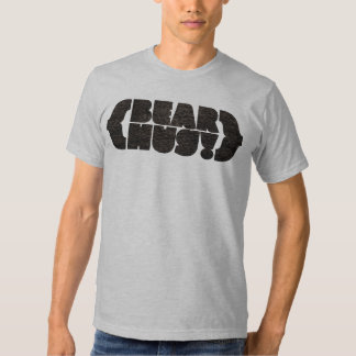Bear Hug: Grey T-Shirt