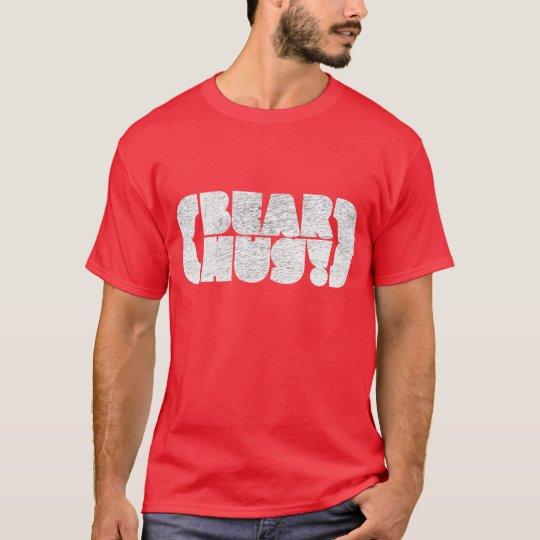 Bear Hug: Red T-Shirt