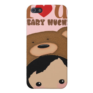 Bear Hugs iPhone 4/4s Case