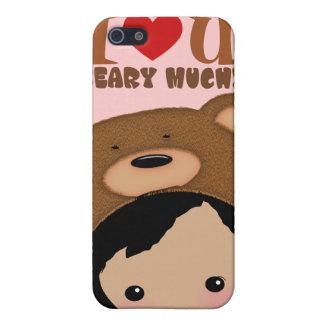 Bear Hugs iPhone 4/4s Case